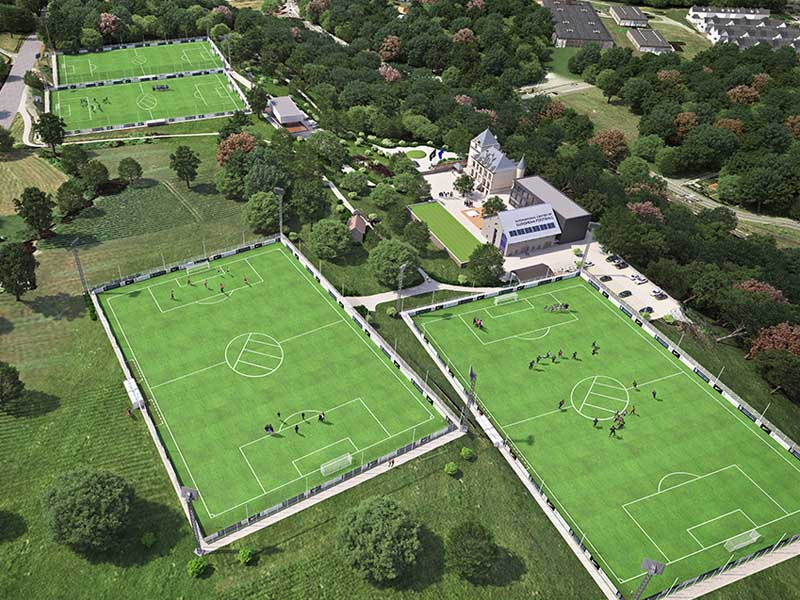 ICEF International Center of European Football - Boarding soccer academy in Europe